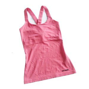 Ivy Park Pink Work Out Tank Racerback Stretch